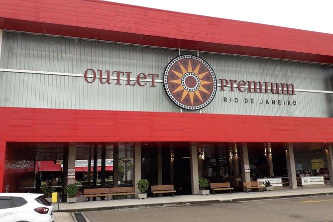 Outlet Premium Rio de Janeiro Shopping Tour