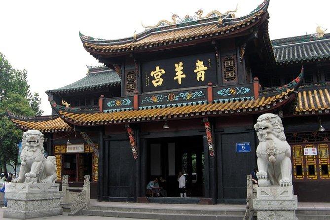 1 day Chengdu City Highlights Mini Group tour