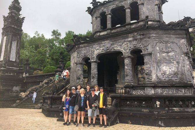 Private Shore Excursions from Tien Sa port to Hue Citadel & Royal Tomb