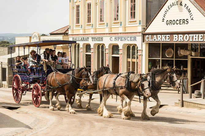 Private Ballarat and Sovereign Hill Tour from Melbourne photo 8