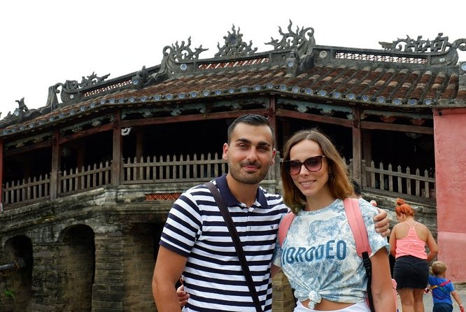 Tien Sa port to Lady Buddha Statue, Marble Mountains & Hoi An City photo 6