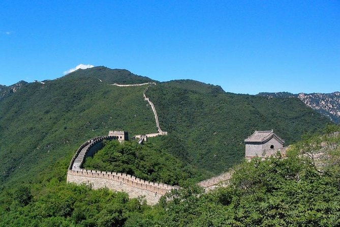 Beijing Private Tour:Hutong, Mutianyu Great Wall+Cable car up and Toboggan down