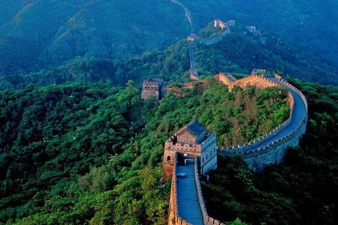 Beijing Layover Tour with Mutianyu Great Wall, Olympic Park and Airport Transfer