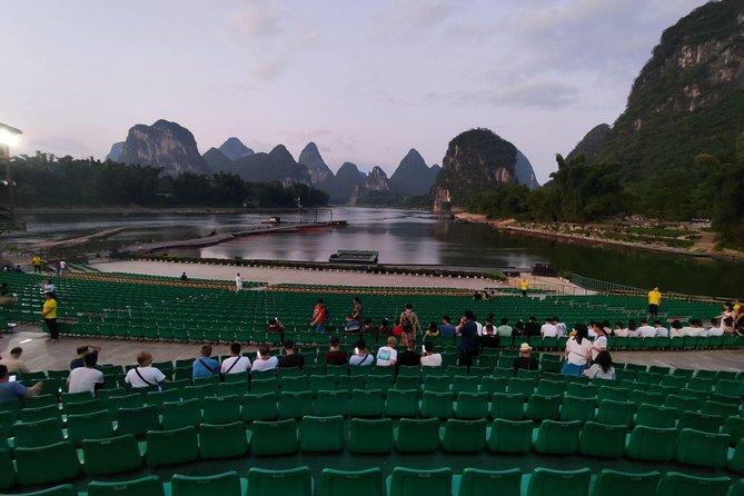 Guilin Longji Rice Terraces and Yangshuo Liusanjie Light Show Day Tour