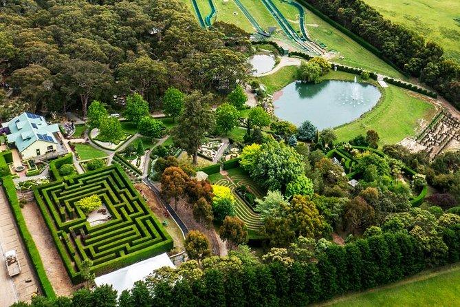 [Private Tour] Mornington Peninsula Family, Maze and Fun!
