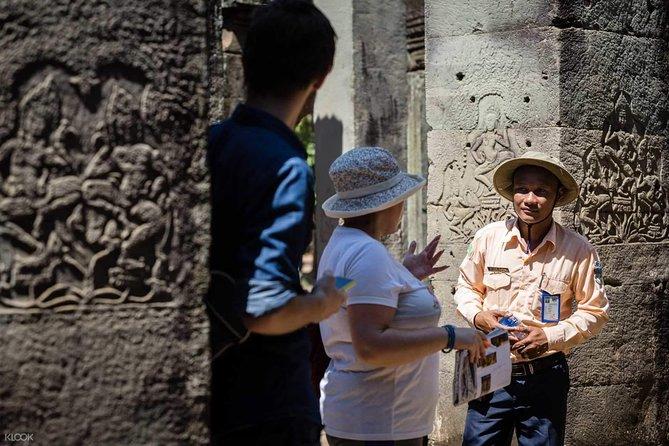 (Private Tour) Angkor Temples Sunrise Tour