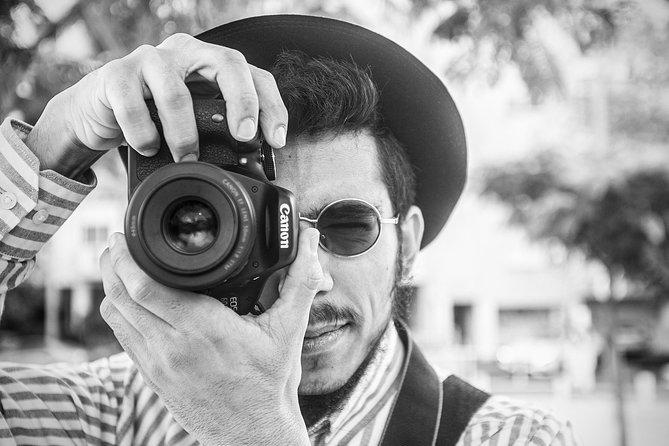 Private Street Photography Workshop At Tel Aviv Streets With Anedrew Coburn