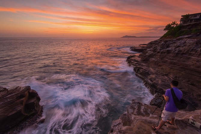 Sunset Photo Tour of East Oahu