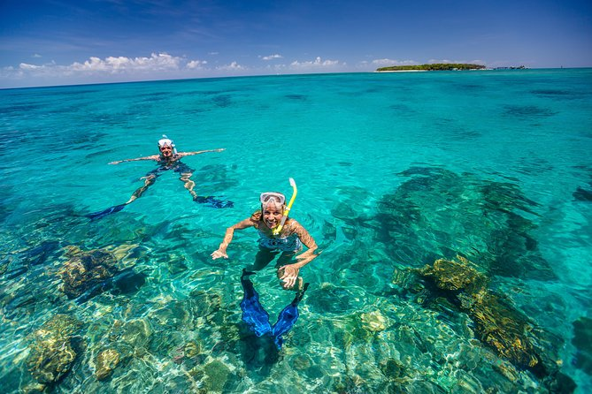 Green Island Discovery Including Glass Bottom Boat Tour Departing Cairns
