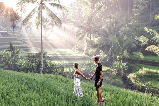 Private Ubud Tour Package Include Lunch