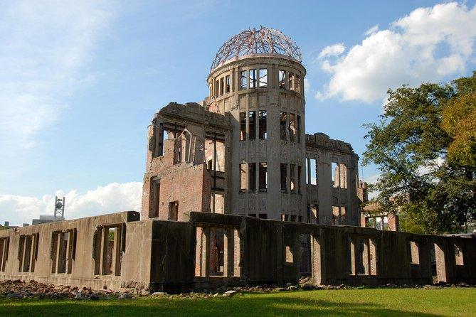 Hiroshima & Miyajima 1-day tour Departure from Hiroshima (Guide Only)