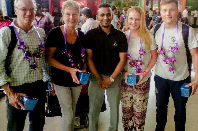 Kalutara City to Colombo City Private Transfer