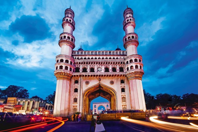 Half day tour of Hyderabad including Salarjung Museum