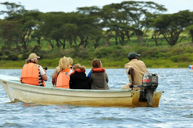 5 Days Masai Mara Lake Nakuru Lake Naivasha photo 2