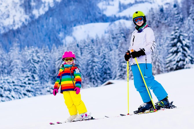 Small Group : Let's learn How to SKI tour at Jisan Forest Ski Resort
