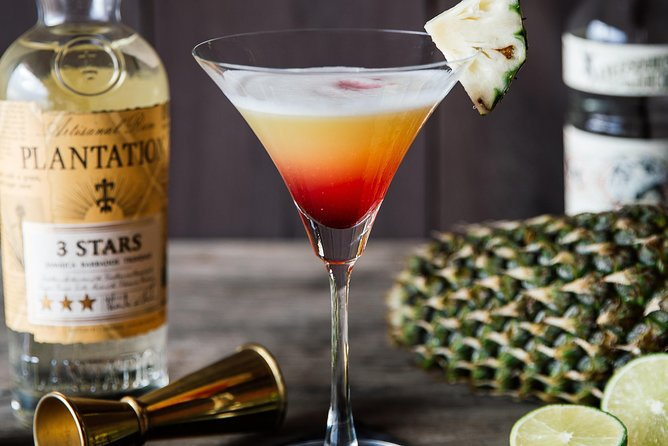 Cocktail Making class - by Knai Bang Chatt