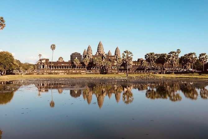 Private Angkor Small Day Tour