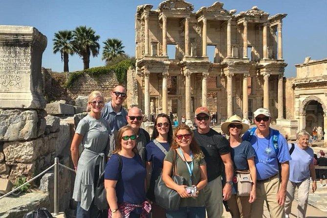 Shore Excursions: Private Ephesus & Locomotive Museum Tour