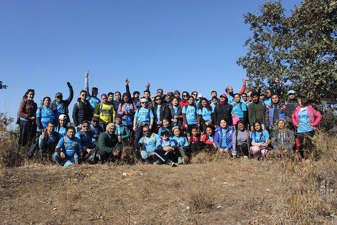 Chandragiri Hill Hike via Chapp Danda   Hike for Nepal