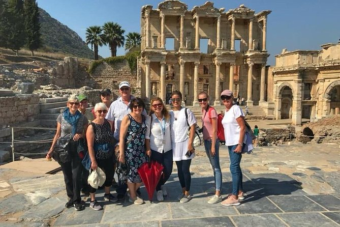Shore Excursions: Ephesus & House Of Virgin Mary Tour