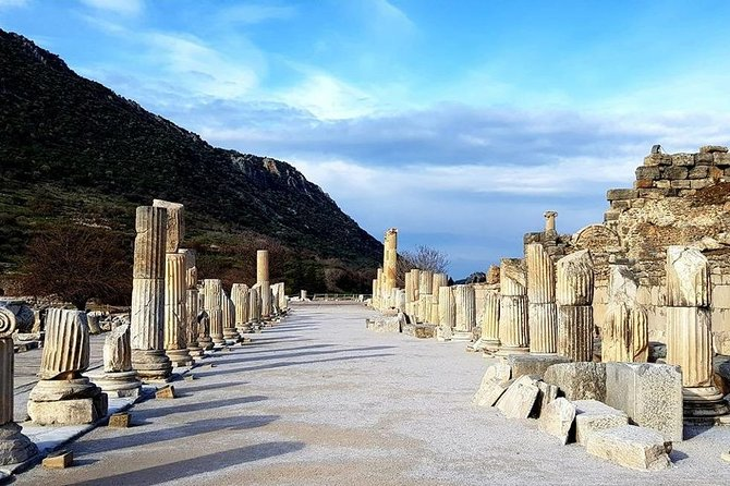 Shore Excursions: Private Ephesus & Terrace Houses & Virgin Mary Tour
