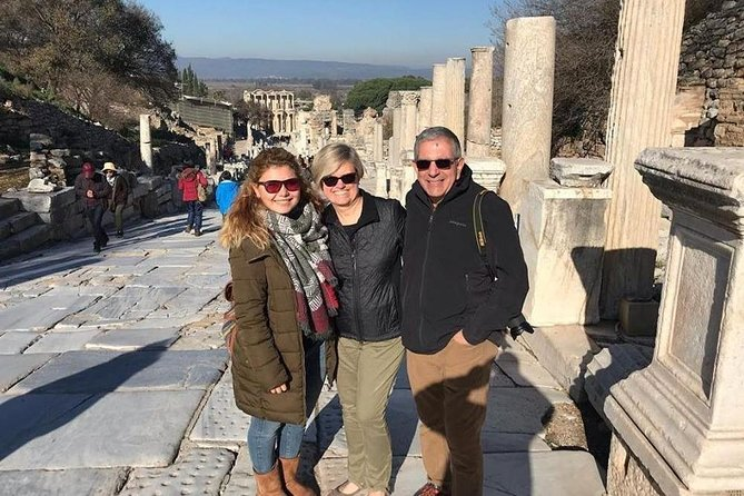 Shore Excursions: Private Ephesus & Terrace Houses & Ephesus Museum Tour