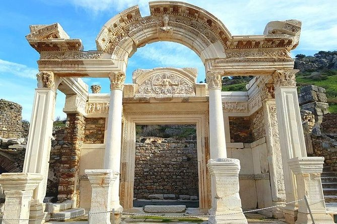 Shore Excursions: Private Ephesus & House Of V. Mary & Basilica Of St. John Tour photo 1