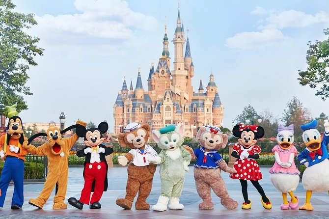 1 Day-Pass for Disneyland Shanghai and Transfer service Mini Group package photo 1
