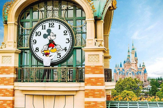 1 Day-Pass for Disneyland Shanghai and Transfer service Mini Group package photo 4