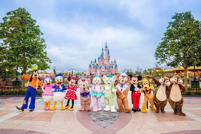 1 Day-Pass for Disneyland Shanghai and Transfer service Mini Group package photo 8