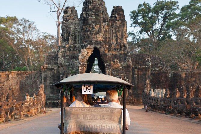 Half Day Angkor Wat by Tuk Tuk