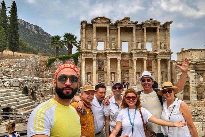 Shore Excursions: Private Ephesus & Terrace Houses Tour