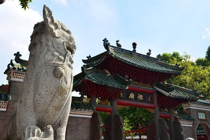 Private Tour of Foshan: The Ancestral Temple and Other Options from Guangzhou
