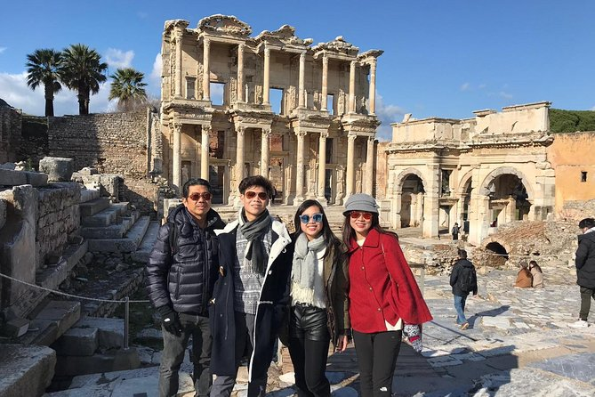 Shore Excursions: Private Ephesus & Terrace Houses & Basilica Of St. John Tour