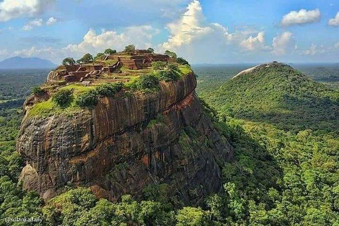 Day Trip To Sigiriya and Dambulla