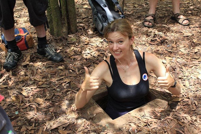 Cu Chi Tunnels - Group Discount Tour