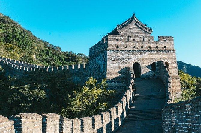 4 Days Beijing Mutianyu Great Wall Mini-bus Tour Package