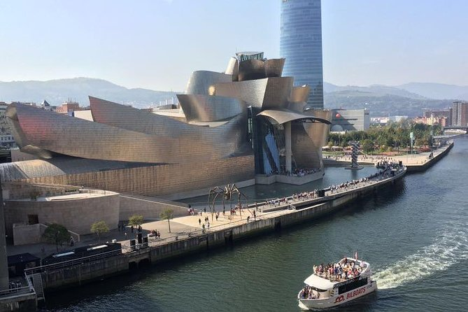 Bilbao and Guggenheim Museum small group tour