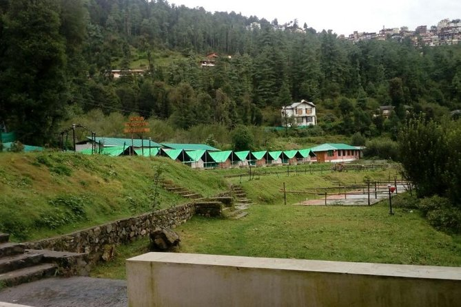 Bamboo cottage stay in Shimla