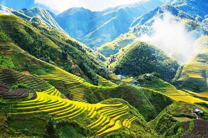 Sapa 2 Days 1 Night By Bus/Train (Overnight In Homestay)