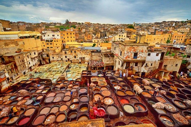 Casablanca to Fez - Private Transfer with a Full Tour of Fez