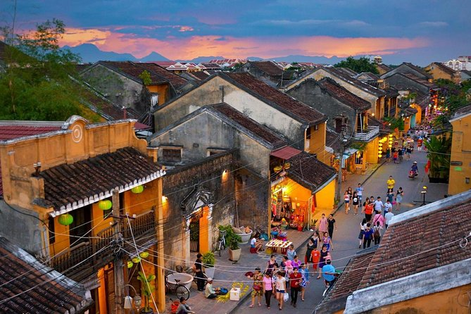 Marble Mountain – Hoi An Ancient Town Join-in Tour