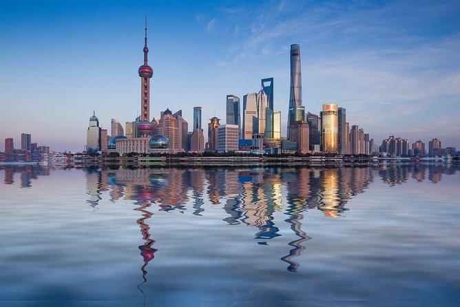 1 day Shanghai City Mini Group tour