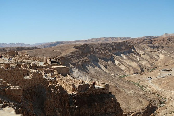 Private Day Trip to Dead Sea and Masada from Tel Aviv