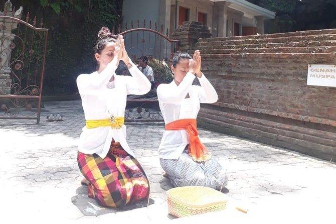 Soul Purification at Pura Mengening