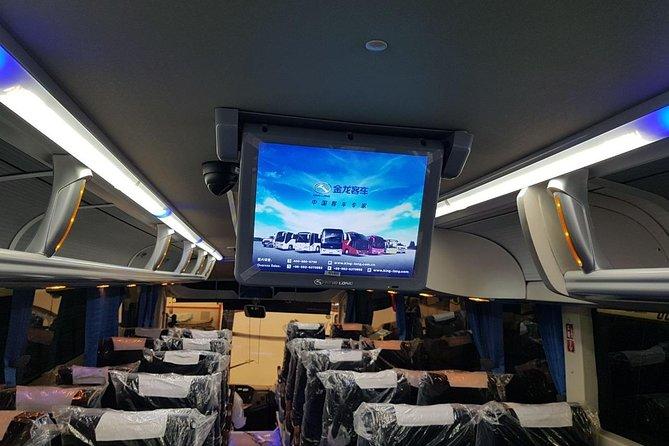Kinglong Bus - 51 seater - Luxury bus