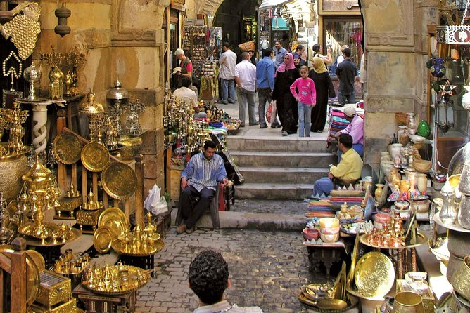 Voyage Through Downtown Cairo- Egyptian Museum, Citadel & Khan + lunch