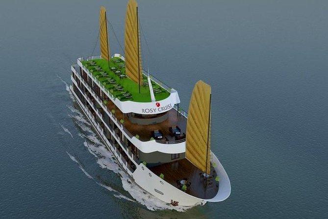 Rosy Cruise 2 Days 1 Night ( Ha Long Bay and Lan Ha Bay, Cat Ba island)