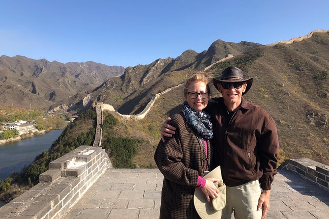 Mutianyu Greatwall and Huanghuacheng Greatwall Tour within One - Day