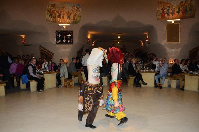 Turkish Night & Belly Dance Show in Cappadocia photo 9